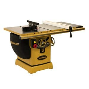 Powermatic – Table Saw 3HP, 1PH 230V, 30″ RIP, Model PM2000B