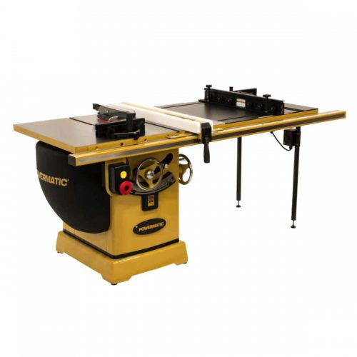 "Powermatic - Table Saw 3HP, 1PH 230V, 50"" RIP, RLIFT, Model PM2000B"