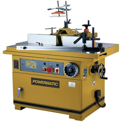 Powermatic - Shaper with Sliding Table, 7-1/2HP 3PH 230/460V, Model TS29