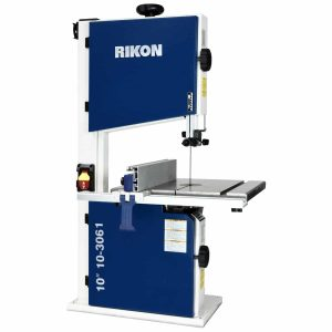 Rikon – 10″ Deluxe Bench Top Bandsaw