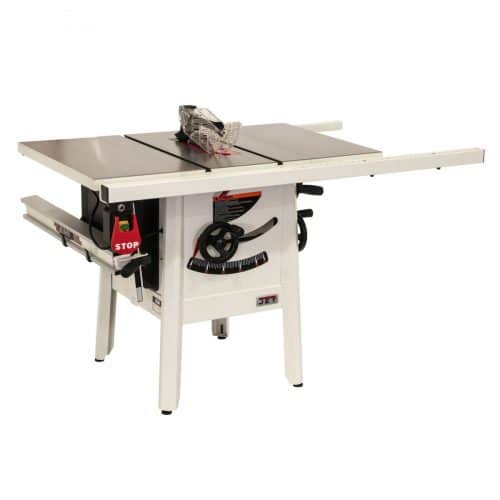 "Jet - ProShop II Table Saw with Cast Wings, 115V, 30"" Rip"