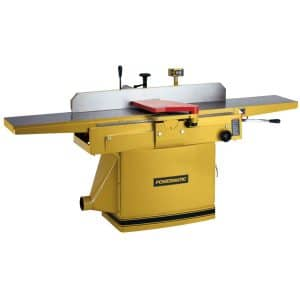 Powermatic – 12″ Jointer, 3HP, 1PH, 230V Only, Straight Knife, Model 1285
