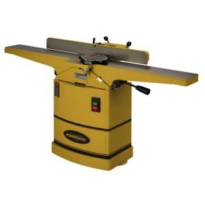 Powermatic – 6″ Jointer w/ QS Knives, Model 54A