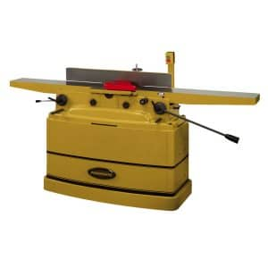 Powermatic – 8″ Parallelogram Jointer with Helical Cutterhead, Model PJ-882HH